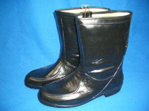 暖かい防寒ブーツ【MK6013】スラッシュブーツ【サイズ:XL】半長靴中にボア入り寒さ対策に!