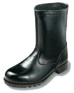 【安い!】安全靴エンゼル AG-S311【耐水・耐油・耐薬品安全靴 半長靴 AG-S311】 先芯−鋼製甲革:牛革クロム靴底:合成ゴム