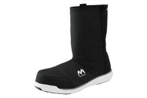 雨天時の作業用に!!作業安全靴 【マンダムセーフティーHigh #370】幅広 4E樹脂製先芯メーカー:丸五