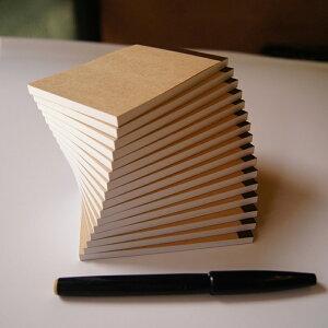 ミニサイズメモ帳 K6-JW-50【お徳用Mセット・64冊】なか紙:上質紙(白・無地)・50枚