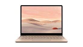 マイクロソフト Surface Laptop Go 12.4インチ Office H&B 2019 搭載 / 第 10 世代インテル? Core? i5-1035G1 / 8GB /128GB / サンドストーン THH-00045