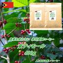 ◆無農薬栽培・東ティモール 400g(約40杯分)【メール便送料無料】 無農薬・有機栽培原料100% コーヒー【HLS_DU】…