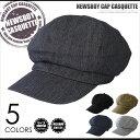 キャスケット ハンチング ワークキャップ CAP 帽子 BCH-50001M メンズ レディース 【定形外便送料無料】 プレゼント …