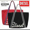 ディーゼル DIESEL トートバッグ ショルダー X04887 PR012 CANVAS BAG JP L ロゴ マザーズバッグ DS2218