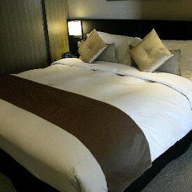 [デュベ]高級ホテル寝具デュベ【D】(羽毛布団兼ベッドカバー)横入れ式デュベ Dダブル 送料無料 日本製