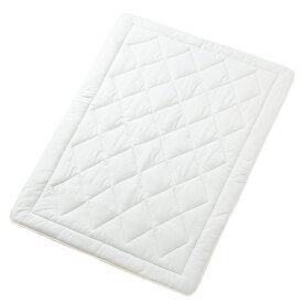 ベッドパッド キャメル100% キング 180x200cm 3.6kg 高級ホテル 綿100%