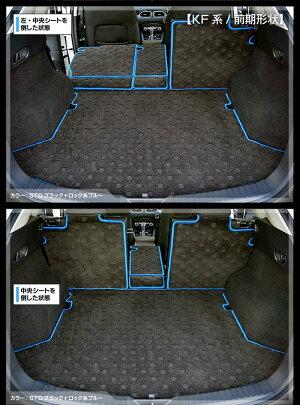マツダ新型CX-5cx5KF系ラゲッジルームマット送料無料HOTFIELD光触媒加工済み|トランクマットラゲージ車カーマット内装パーツカー用品mazdaおしゃれ車用品車マットパーツ