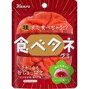 【メール便】カンロ 食べタネグミ梅干し 54g×6個セット