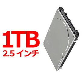 録画機器用2.5インチSATAハードディスク 1TB HDD25
