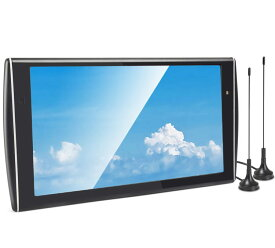 【8月下旬入荷予定】11.6インチ ヘッドレストモニター フルセグTV ワンセグも対応 12V/24V汎用 IPS液晶 1080P動画再生対応 スピーカー内蔵 車載 後部座席 メディアプレーヤー HDMI・USBメモリ対応 ORG1106DTV