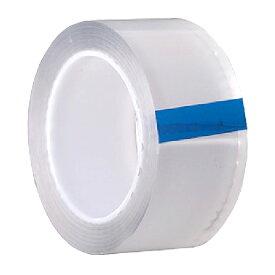 クリアテープ 防水/防カビ 幅3cm 長さ3m 厚さ0.5 透明 撥水加工 耐熱 片面強粘着 TPJ3103CM