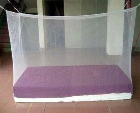 【四角タイプ】 蚊帳 虫の侵入を防ぐ 夏の虫除け 節電に カヤ KAYA190