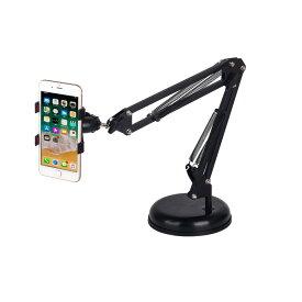 172816e8c1 iPhone/iPad スマホ/タブレット対応 卓上アームスタンド STD2IN1