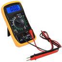 デジタルマルチメーター 電流・電圧(直流/交流)・抵抗テスター XL830L