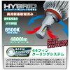 【特価品】H8H9H11H166500K4800lmLEDヘッドライトD-1558EVOLVARevoエボルヴァレヴォ