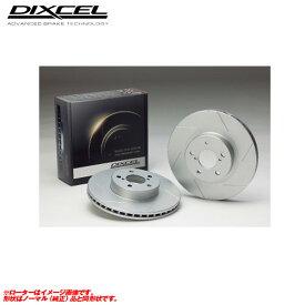パジェロ イオ H76W 98/6〜 フロント用 SDプラス20%の制動力 ブレーキローター SD-3411092 ディクセル