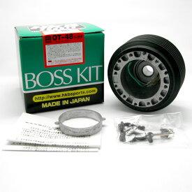 ボスキット トヨタ系 日本製 アルミダイカスト/ABS樹脂 HKB SPORTS/東栄産業 OT-48