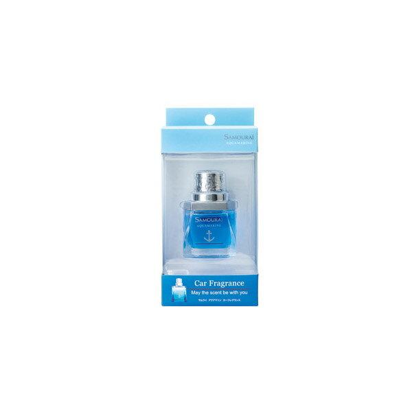 SPRジャパン:芳香剤 消臭剤 サムライ SAMOURAI カーフレグランス アクアマリンの香り 14mL/23148