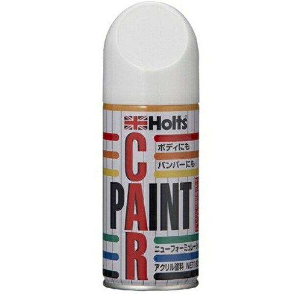 純正カラー ペイントスプレー トヨタ車用 082 ライムホワイトパールクリスタルシャイン下塗り 180ml スプレー缶 ホルツ MH2448