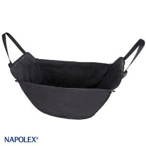 ハンモックバッグ2 車用 大きめ 大容量 収納 吊り下げ 汚れにくい レジャー用品 レジ袋 お買い物 ナポレックス JK-103