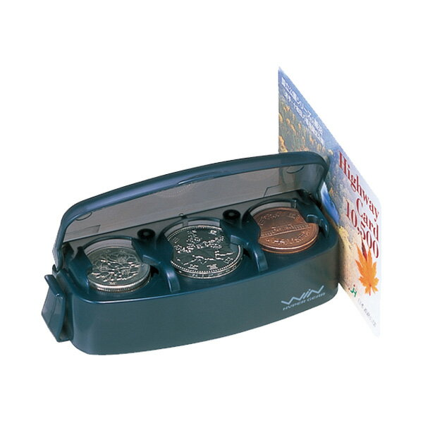 セイワ コイン チケットをすっきり収納 スプリングコインホルダー W237/