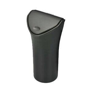 カーメイト:ドアポケで使いやすい ゴミが見えないフタ付き ゴミ箱/CZ-369/