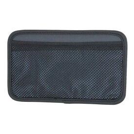 ナポレックス:メッシュポケット 収納 携帯電話 ガム ダッシュボード/JK-56/