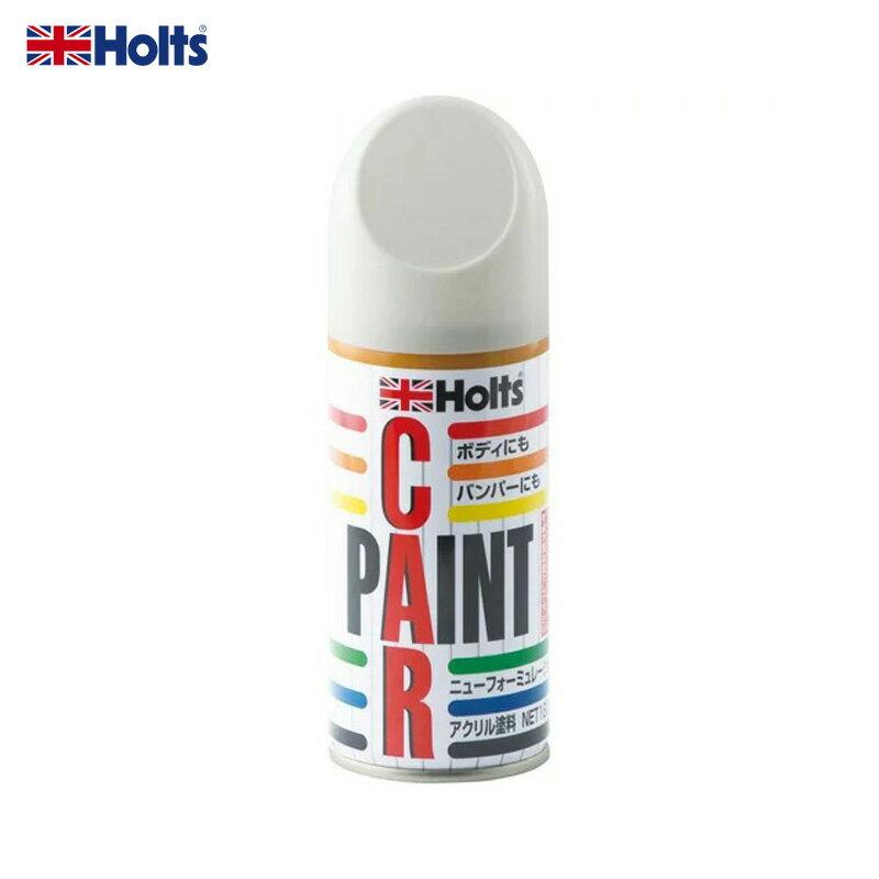 ホルツ 純正カラー ペイントスプレー トヨタ車用 033 ホワイト 180ml スプレー缶 MH2032