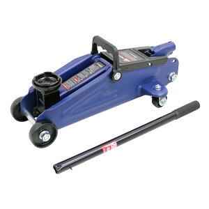 メルテック/大自工業 2t油圧ジャッキ コンパクト タイヤ交換 DIY 最高値/最低値 340/135mm 軽自動車 普通自動車 FA-20