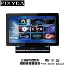10インチ スマホナビアプリを大画面表示 地デジ フルセグ 2DIN Bluetooth DVD USB SD HDMI Android iPhone WiFi セイ…
