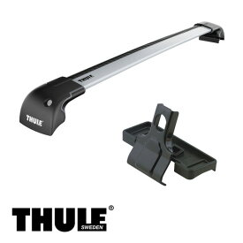 THULE/スーリー CR-V ルーフレールなし H18/10〜 RE3,RE4 キャリア 車種別セット/9592+3042