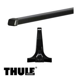 THULE/スーリー ランドローバー ディスカバリー シリーズII '99〜'05 LT## キャリア 車種別セット/953+765