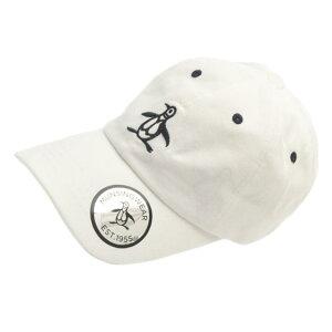マンシングウェア  メンズ・レディース キャップ 帽子 リトルビートワンポイント刺繍 ホワイト 2020年春夏新作 MLAPGC01
