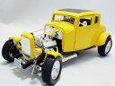ミニカー◎1/18 MOTOR MAX★アメリカングラフィティー  1932年 デュースクーペ 【予約商品限定品/絶版】!