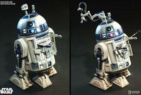 スターウォーズ R2D2/ ミクロン単位まで、精密に造られた♪ r2d2 数10種類の可動ギミック付き!【予約商品】