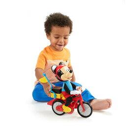 ◎ディズニー ミッキーマウス/ 楽しい♪かってにお散歩 自転車♪【予約商品】