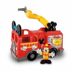 ◎ディズニー ミッキーマウス/ 楽しい♪ミッキーの消防車♪【予約商品】