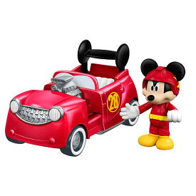 ◎ディズニー ミッキーマウス/ ミッキーマウスとロードレーサーズ トランスフォームレースカー【予約商品】