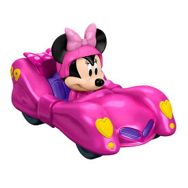 ◎ディズニー ミッキーマウス/ミニーのピンクサンダーカー 「ミッキーマウスとロードレーサーズ」 【予約商品】