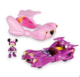 ◎ディズニー ミッキーマウス/トランスフォーム!ミニーマウスのレースカー 「ミッキーマウスとロードレーサーズ」 【予約商品】