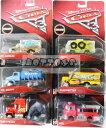 ◎ディズニーカーズ / 1/55 クロスロード 卸売りBOX 3 (オーバーサイズ 6台セット)♪ マテルカーズ カーズ おもちゃ カーズ…