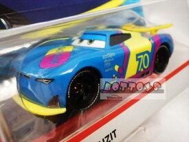 ◎ディズニーカーズ ミニカー/マテル製 #70 RICHIE GUNZIT  カーズ おもちゃ 【予約商品】