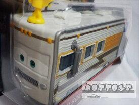 ◎ディズニーカーズ ミニカー/マテル製 キャンピングカーのVAN SCANLANE  カーズ おもちゃ 【予約商品】