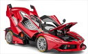1/18 フェラーリ ミニカー ブラゴSignatureシリーズ フェラーリ FXX K 赤 BBURAGO 予約商品