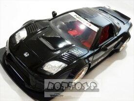 1/24 JadaTOYS☆2002 ホンダ NSX TYPE-R 黒 JDM TUNERS ジョンシバルデザイン 限定モデル【予約商品】