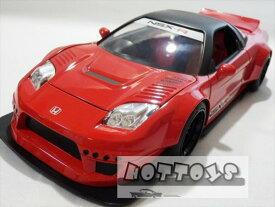 1/24 JadaTOYS☆2002 ホンダ NSX TYPE-R 赤 JDM TUNERS ジョンシバルデザイン 限定モデル【予約商品】