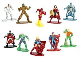 DCコミック★ミニフィギュアセット♪ 10体セット♪ ワンダーウーマン スーパーマン スーパーガール スパイダーマン バットマンほか