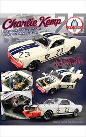 ミニカー 1/18 ACME☆1965 シェルビー GT350R マスタング Charlie Kemp - 1965 Shelby GT350R【予約商品】