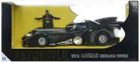 10inch NJC /1989 バットマン バットモービル リターンズ黒 フィギュア付♪ バットマンダークナイト【予約商品】