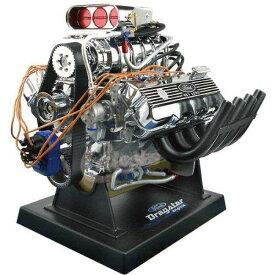 ミニカー LIBERTY CLASSICS社製■1/6  フォード 427HEMI ドラッグスター エンジン HEMI ENGINE アメ車【予約商品】